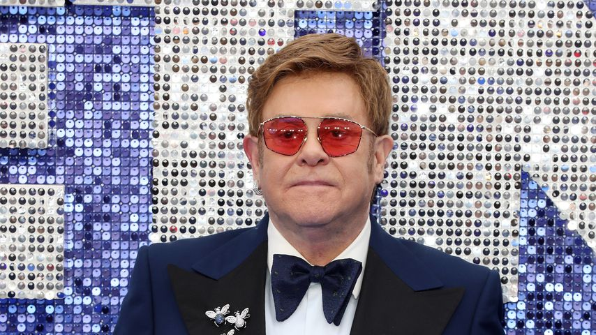Elton John kämpfte 2017 heimlich gegen Prostatakrebs!