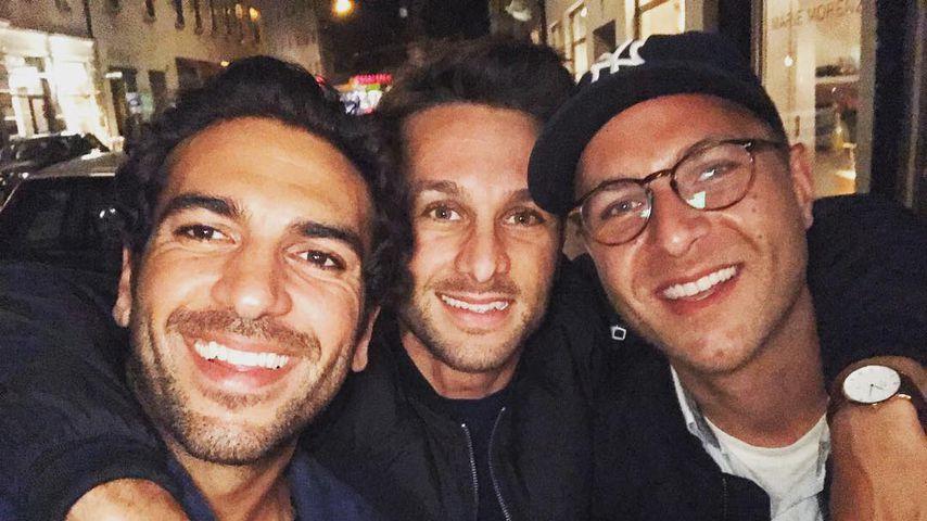 """""""Fack Ju Göhte""""-Star Elyas M'Barek hat 2 mega-hotte Brüder!"""