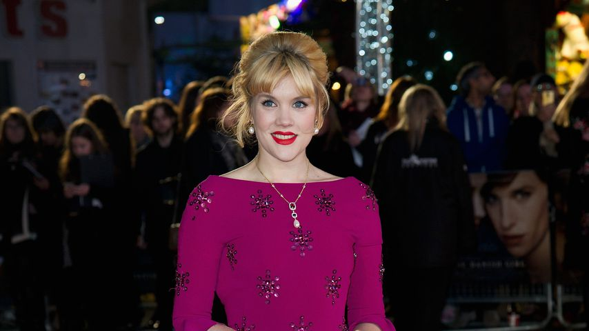 "Emerald Fennell bei der Premiere von ""The Danish Girl"""
