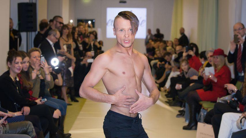 """""""Das Supertalent""""-Tänzer Emil performt auf der Fashion Week"""