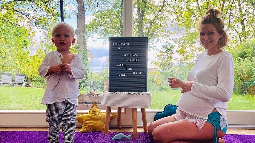 Janni & Peers zweites Baby: Welchen dieser Namen bekommt es?