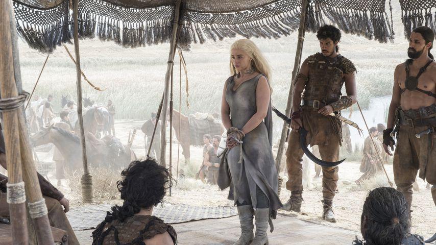 """Emilia Clarke als Daenerys Targaryen in """"Game of Thrones"""""""