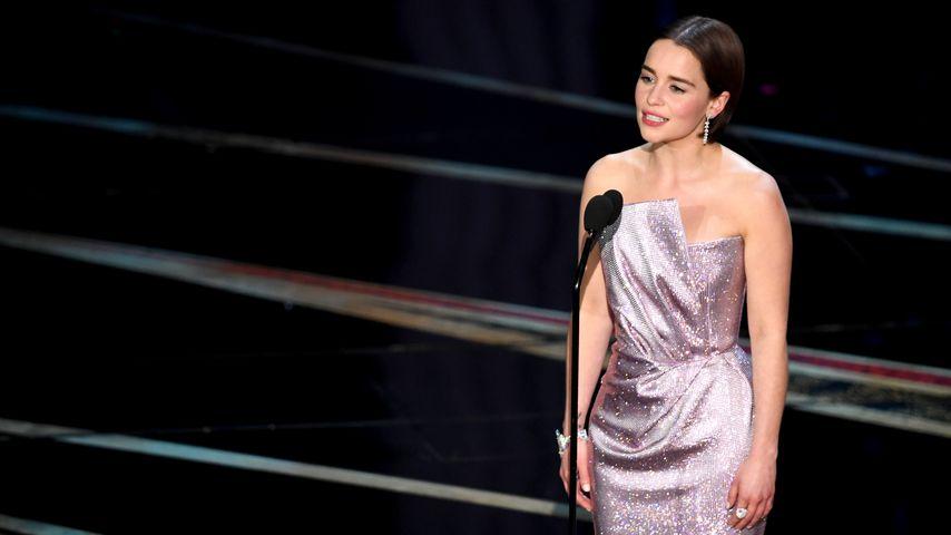 Emilia Clarke bei den Oscars 2019