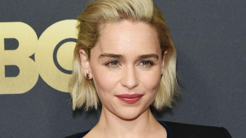 """Emilia Clarke: Letzte GoT-Szene war """"herzzerreißende Sache""""!"""