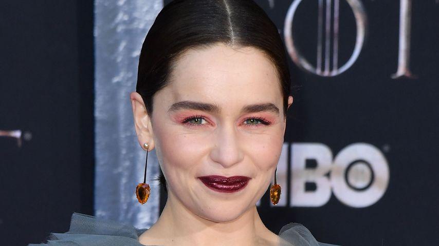 """Hat """"Game of Thrones""""-Star Emilia Clarke einen neuen Freund?"""