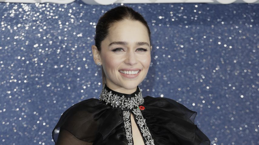 Emilia Clarke, TV-Bekanntheit