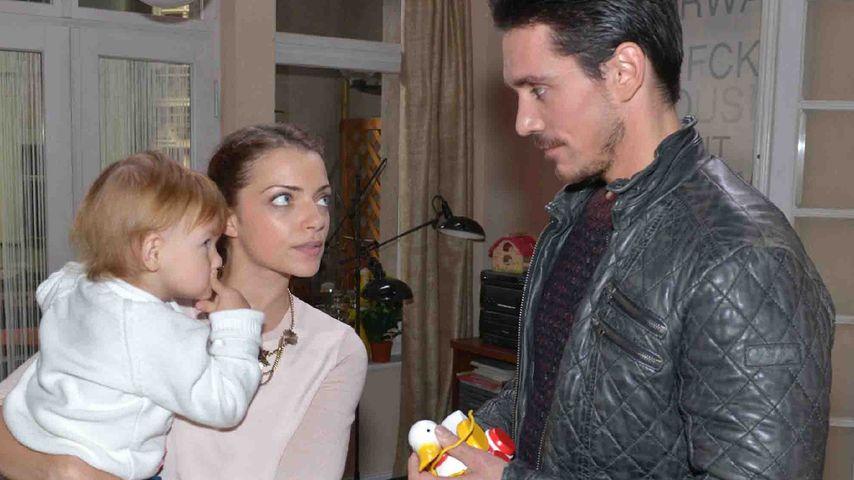 Zweite Kindesentführung bei GZSZ: Was wird jetzt aus Kate?