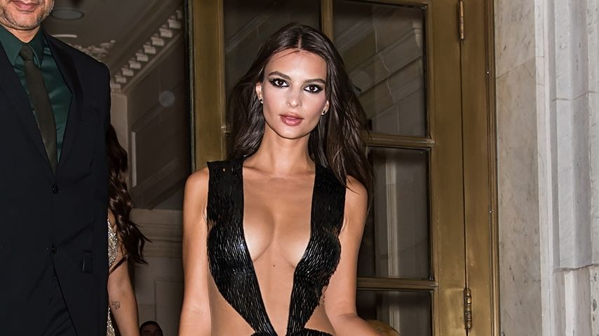 Emily Ratajkowski in New York