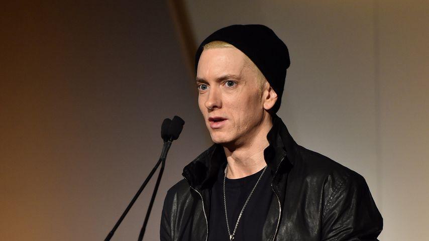 Eminem in New York City