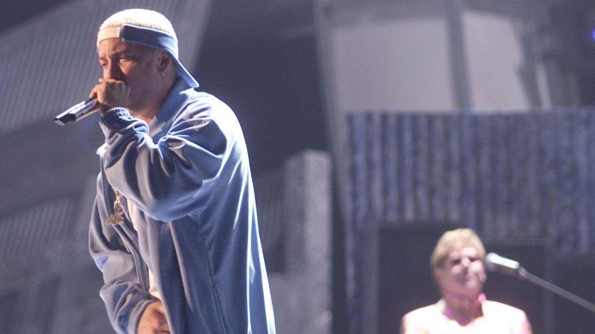 "Eminem und Elton John, Performance ""Grammy Awards"", Los Angeles 2001"