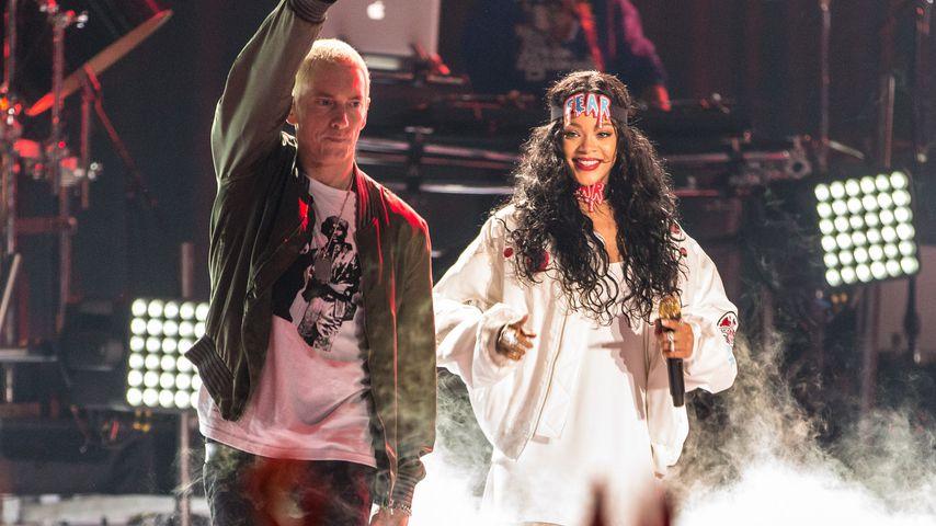 Macht es Rihanna wieder mit Eminem?