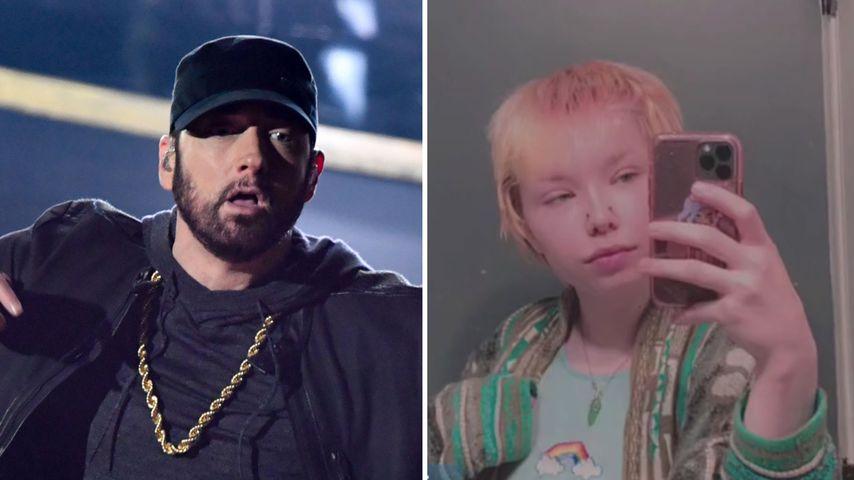 Eminems Adoptionsgeheimnis: Schießt nun sein Kind gegen ihn?