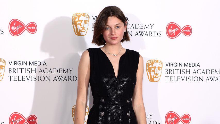 Emma Corrin im Mai 2019