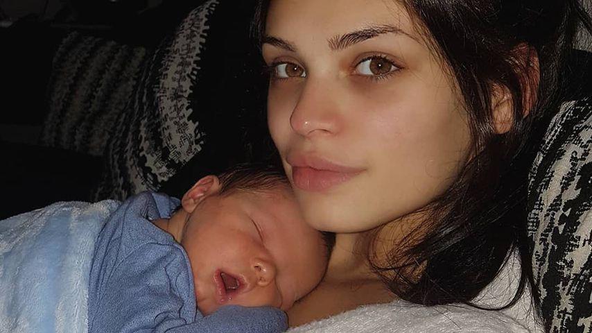 """""""Love Island""""-Star Emma-Jane: Ihr Baby ist da & heißt Alfie"""
