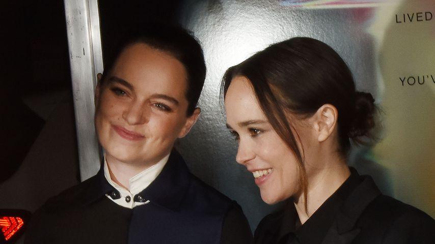 Mega-Überraschung zum neuen Jahr: Ellen Page hat geheiratet!