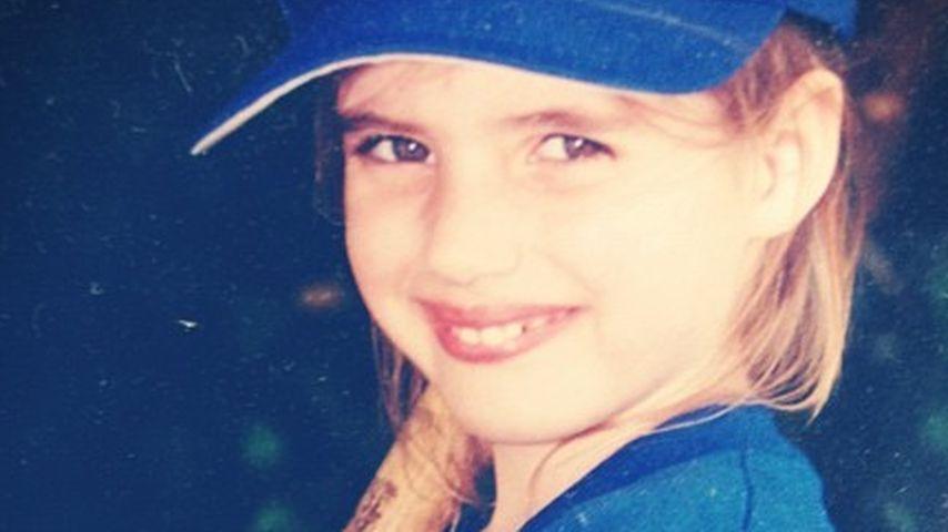 So süß sah Emma Roberts als Kind aus!