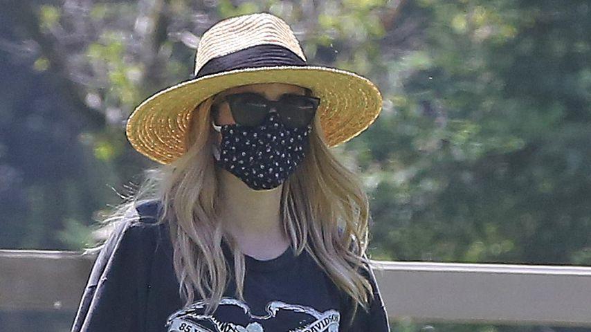 Emma Roberts in Los Angeles im Juli 2020
