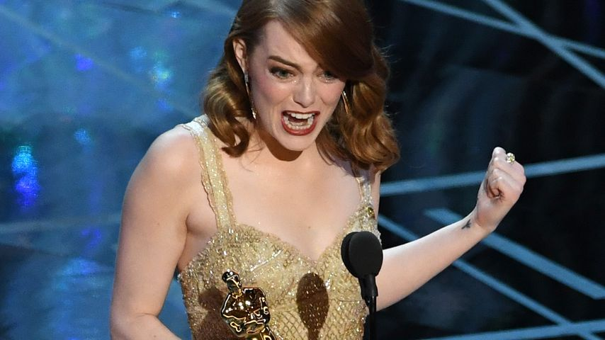 """""""Beste Hauptdarstellerin"""": Emma Stone gewinnt ersten Oscar!"""
