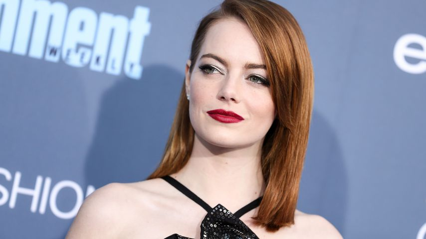 Sexismus in Hollywood: Emma Stone am Filmset bevormundet!