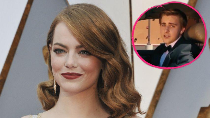Viraler Hit: Teenager lädt Emma Stone zum Abschlussball ein!