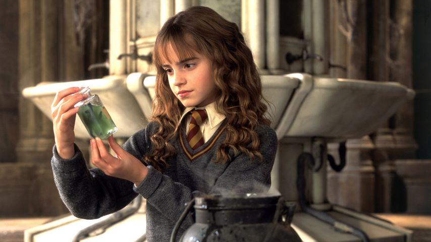 """Emma Watson in """"Harry Potter und die Kammer des Schreckens"""""""