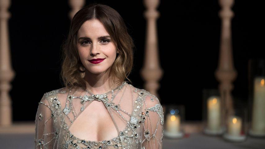 Boyfriend-Tabu: Emma Watson erklärt Privatsphäre-Philosophie