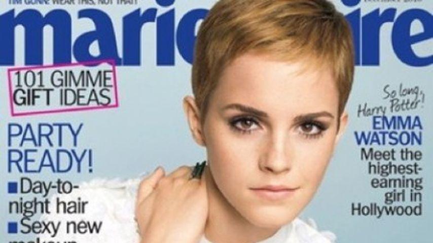 Wow! Emma Watson als bewegliches Cover-Bild