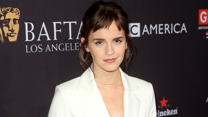 Emma Watson bei der THE BAFTA Tea Party in Los Angeles 2018
