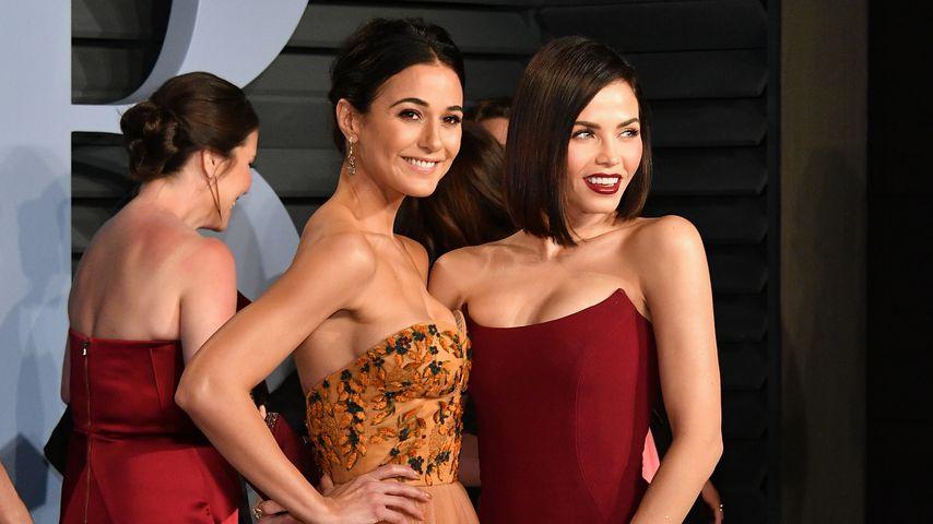 Ohne Channing Tatum: Seine Jenna genießt Oscar-Girls-Night!