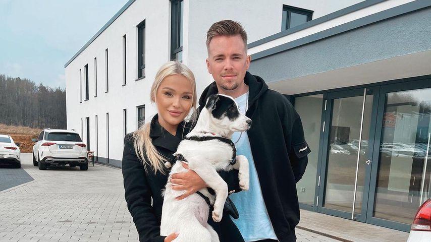 Emmy Russ und Udo Bönstrup im März 2021