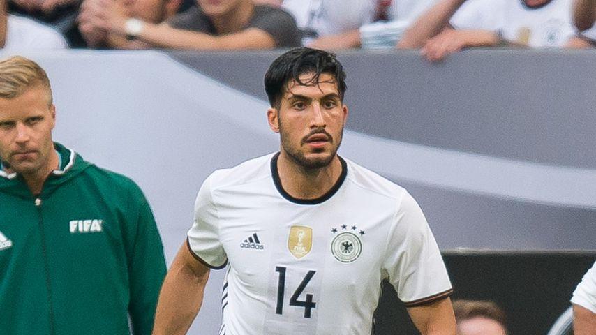 Emre Can beim Testspiel der deutschen Mannschaft im Juni 2016