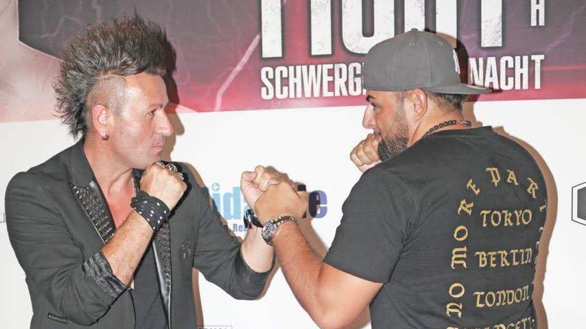 Ennesto Monté & DSDS-Severino: Schlagabtausch im Boxring