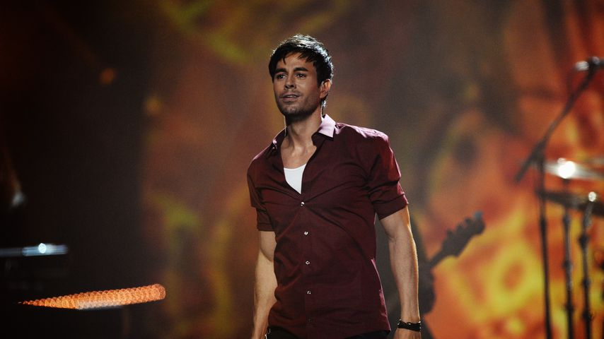 Enrique Iglesias im November 2014