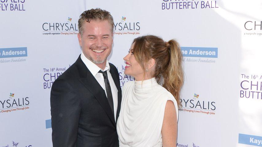 Eric Dane mit seiner Frau Rebecca Gayheart