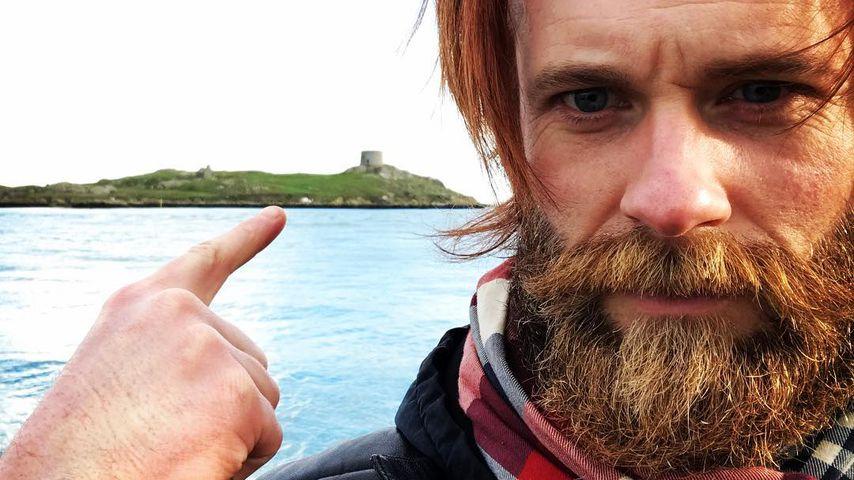 Eric Johnson in Irland