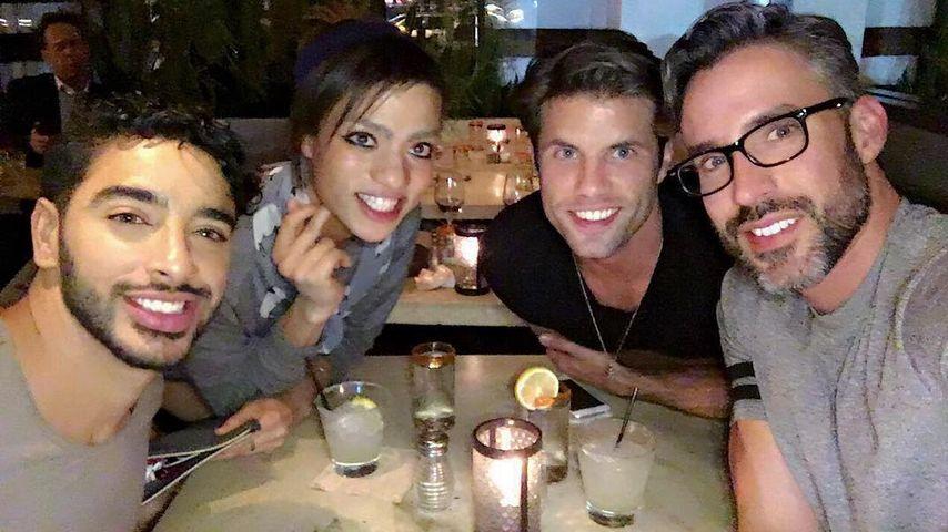 """""""Gay Bachelor""""-Paar? Robert & Eric bei Doppel-Date geknipst"""