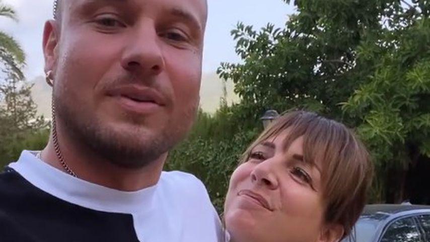 Eric Sindermann und Danni Büchner