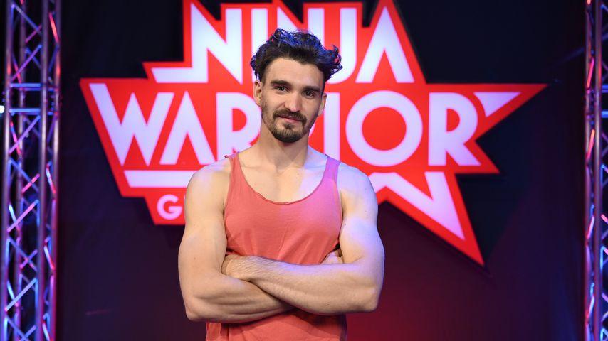 "Eric Zekina, ""Ninja Warrior Germany""-Kandidat 2020"