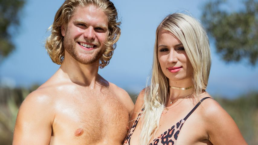 "Erik und Lisa, ""Love Island""-Couple"
