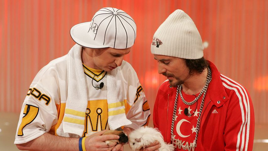Das Comedy-Duo Erkan und Stefan