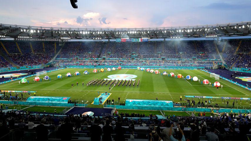 Eröffnung der Europameisterschaft in Rom, 2021