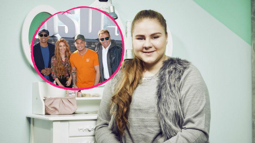 TV-Überraschung: Estefania Wollny war beim DSDS-Casting!