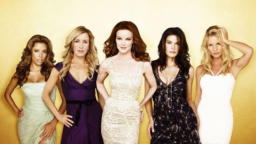 Eva Longoria, Felicity Huffman, Marcia Cross, Teri Hatcher und Nicollette Sheridan
