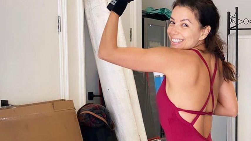 Eva Longoria im Januar 2021
