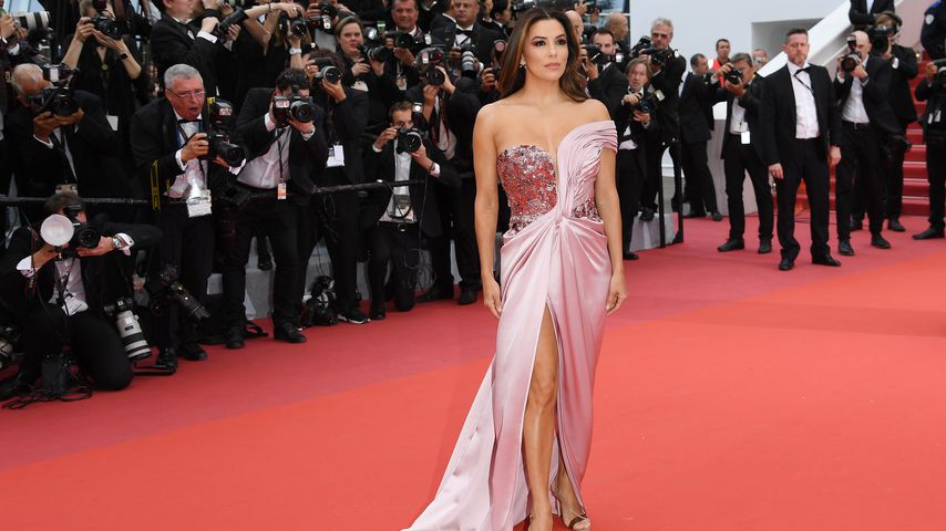 Eva Longoria in Cannes 2019