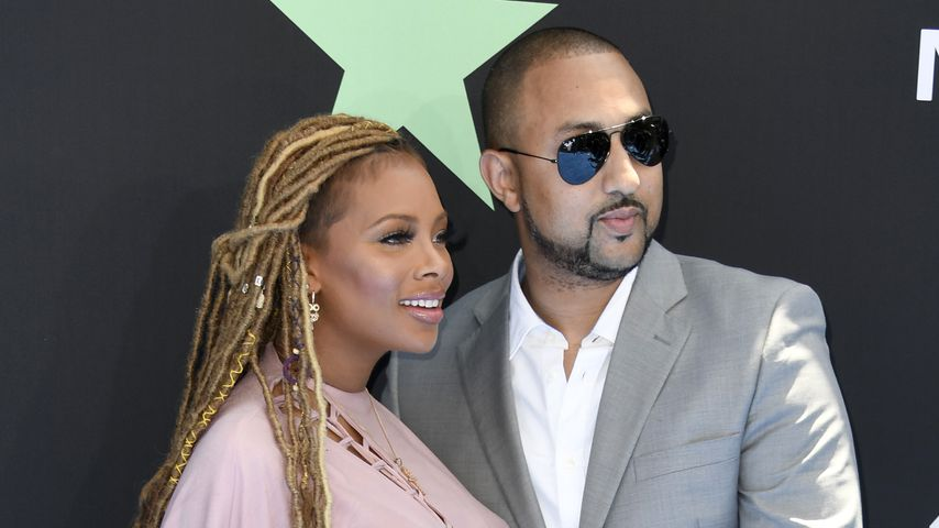 Eva Marcille und Michael Sterling bei den BET Awards 2019