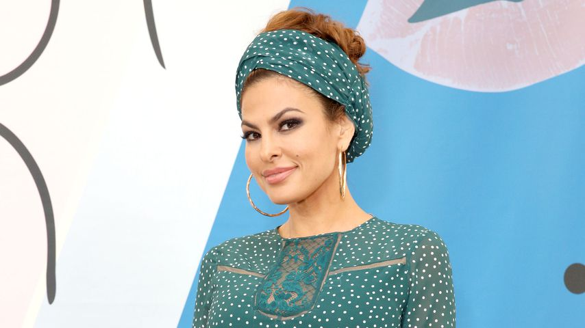Eva Mendes beim Launch einer New York & Company-Kollektion