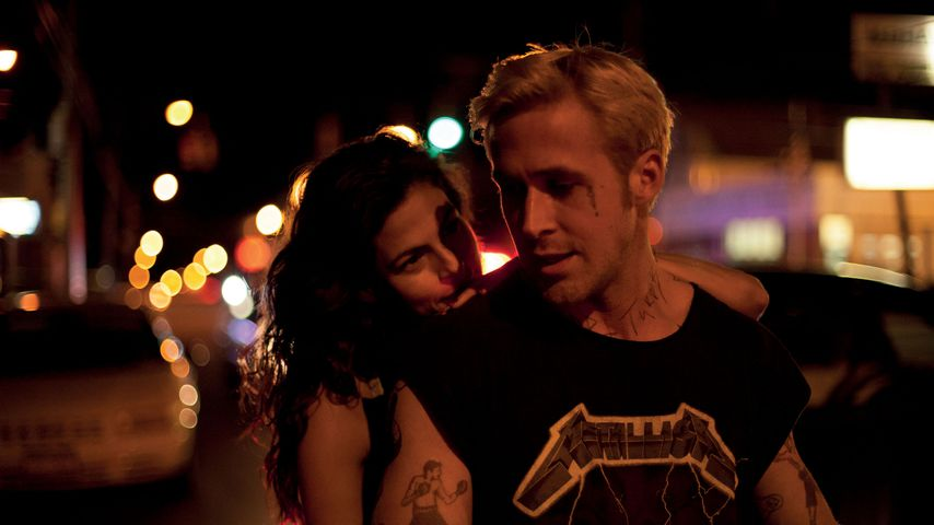 """Eva Mendes und Ryan Gosling in """"The Place Beyond the Pines"""""""