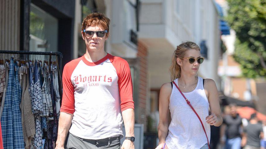 Prügel, Verlobung, Trennung: Emma Roberts liebt Evan wieder!