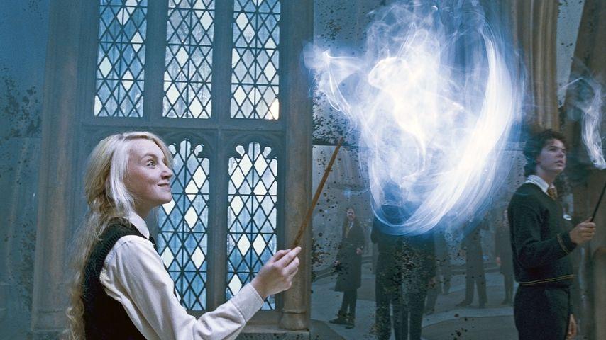 """Evanna Lynch als Luna Lovegood in """"Harry Potter und der Orden des Phönix"""""""